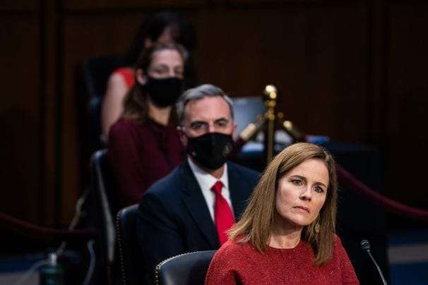 Amy Coney Barrett nomination live updates: Judiciary Committee to vote on Trump's choice for Supreme Court
