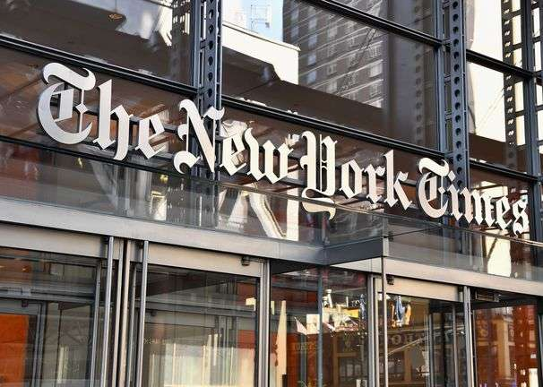 As a celebrated podcast faces internal review, the New York Times once again becomes the story