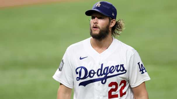 As Clayton Kershaw tries to pitch his way to October glory, you just can't look away