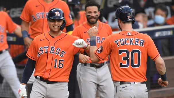 Astros keep ratcheting up pressure, beat Rays to send ALCS to Game 7