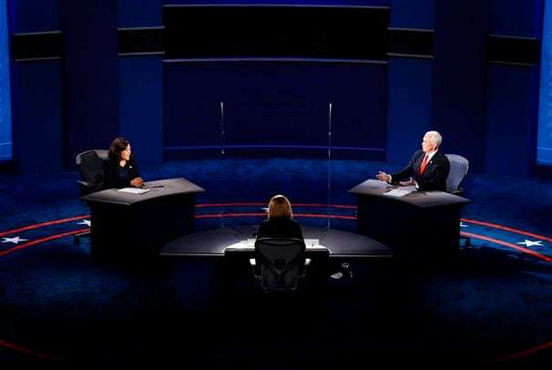 At vice-presidential debate, questions were asked but many were not answered