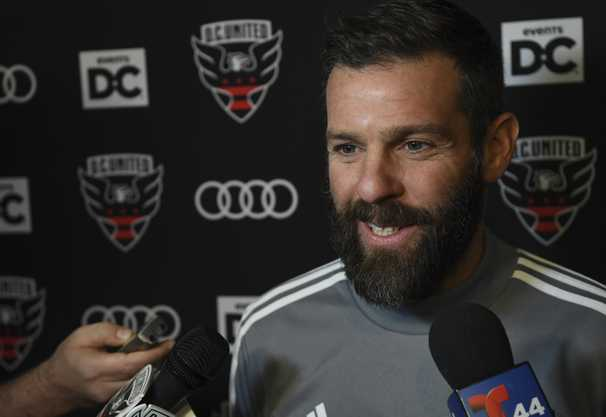 Ben Olsen, D.C. United's former coach, finds himself with something new: Free time