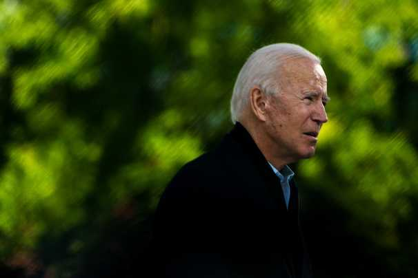 Biden can't let up on Trump's incoherent fiasco