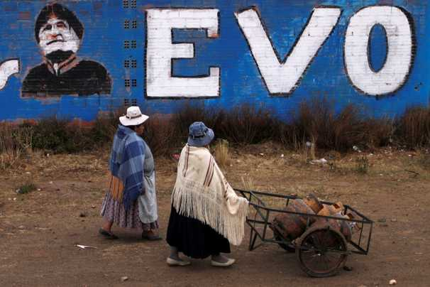 Bolivia's Socialists may revive Latin America's 'pink tide'