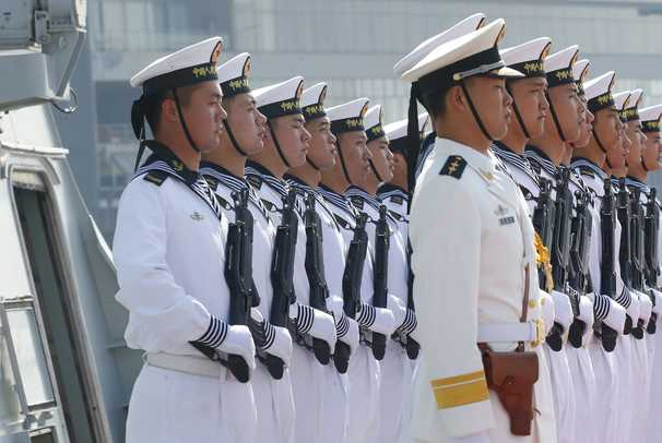 China threatens invasion of Taiwan in new video showing military might