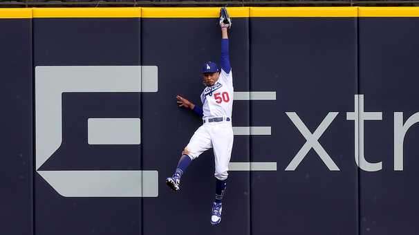 Dodgers blast off early, close the door late to beat the Braves and force Game 7 in the NLCS