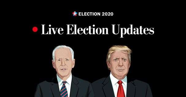 Election 2020 live updates: Biden seeks to keep focus on coronavirus while Trump stumps in Arizona
