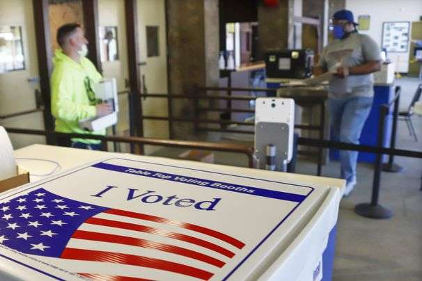 Federal judge in Pennsylvania dismisses Trump campaign lawsuit on voting, calling fraud claims 'speculative'