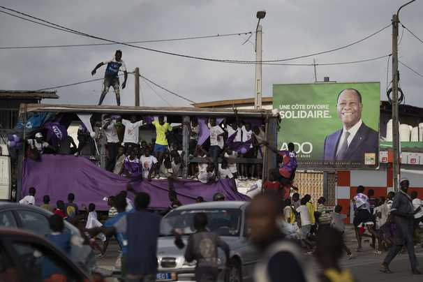 Ivory Coast's election is already chaotic. Many fear it could spark another conflict.