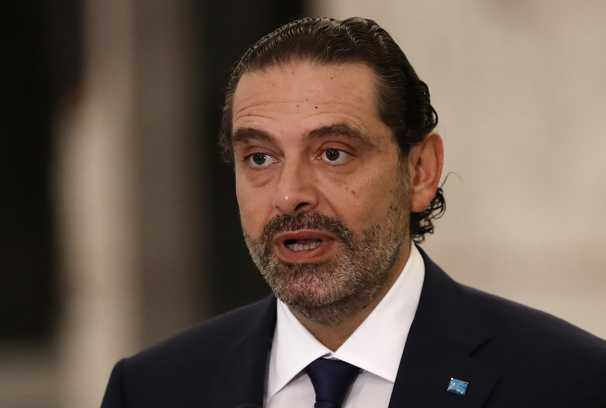 Lebanon names Saad Hariri as prime minister, almost one year after he resigned