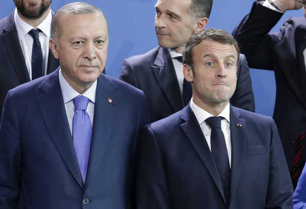 Macron vs. Erdogan is a fight both leaders want