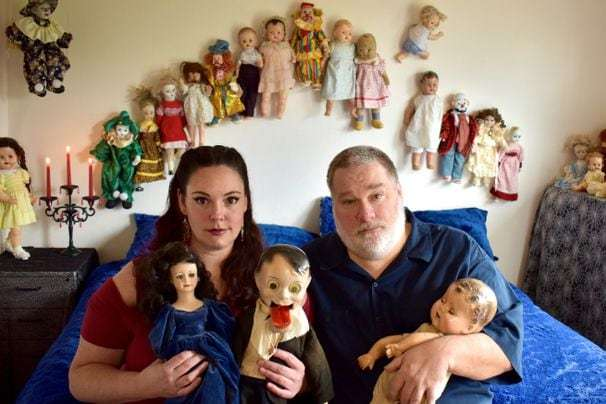 Someone out there wants to adopt your creepy toys. There's a matchmaker for that.