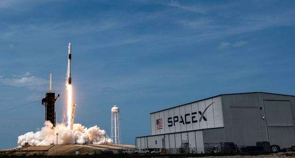 SpaceX swapping out a pair of rocket engines weeks ahead of next astronaut launch