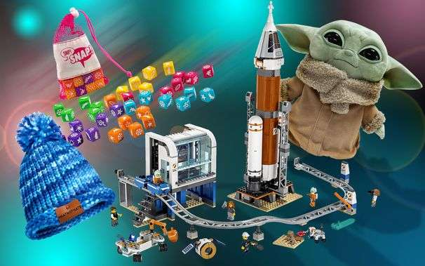 Top toys include Baby Yoda, unicorns, activity sets and puzzles