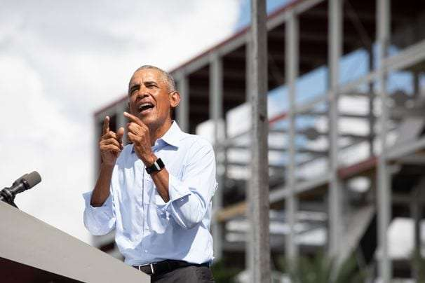 Why Obama's 'lazy' line about 2016 voters is irking Democrats' left flank
