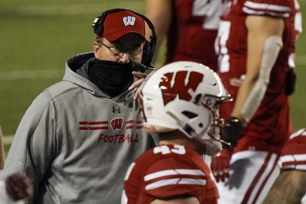 Wisconsin-Nebraska football game canceled after 12 positive coronavirus tests