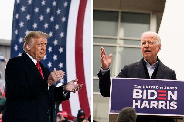 All campaign news is local: The real strategy behind the Trump and Biden visits to your town