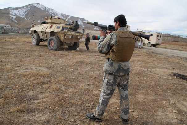 Attack on Afghan army base with car bomb kills at least 30