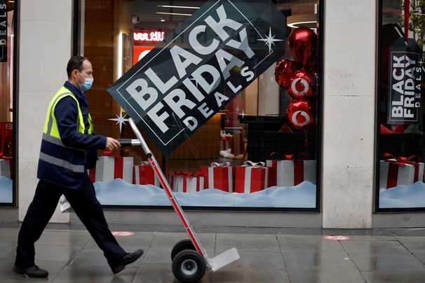 Black Friday is here — and it's completely different