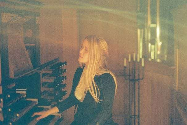 Maybe go stare at a tree and listen to Anna von Hausswolff play the pipe organ
