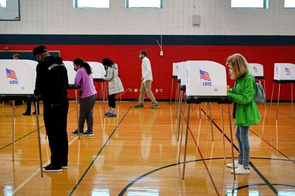 More than 91 million ballots cast as of Saturday, as hopes and tensions magnify ahead of Election Day