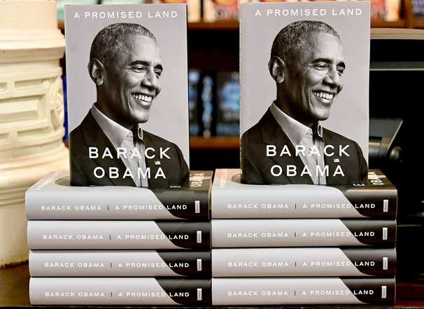 Obama's raw recollections on race in 'A Promised Land'