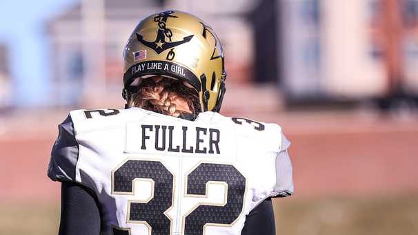 Sarah Fuller made college football history Saturday. She also delivered a fine halftime speech.