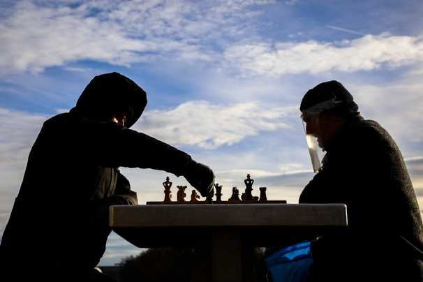 The pandemic sparked interest in chess. 'The Queen's Gambit' made it explode.