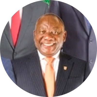 G20 Summit Leader — South Africa