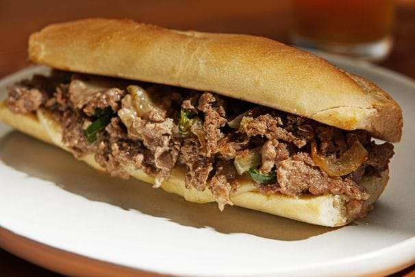 Give in to pandemic cravings, starting with a homemade cheesesteak sandwich