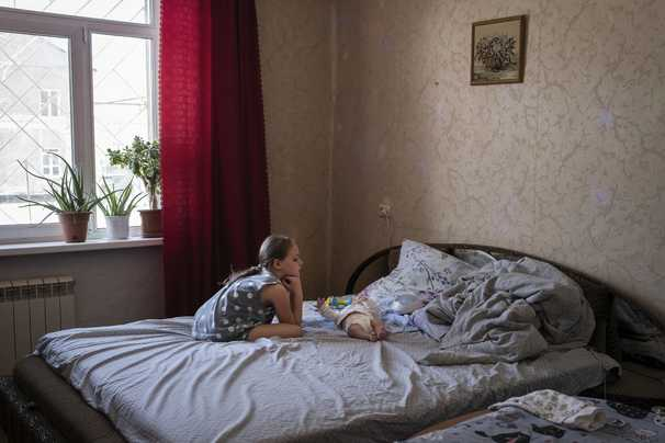 In Siberian coal country, signs of Russia's shrinking population are everywhere. It 'haunts' Putin.