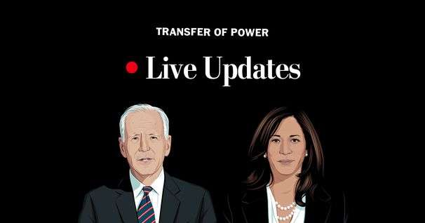 Live updates: Harris names chief of staff, other key aides as Biden transition continues