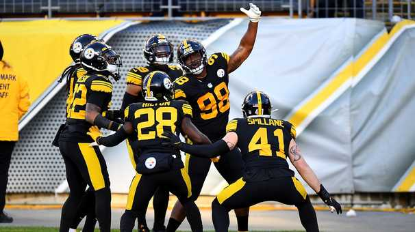 NFL power rankings: Steelers still No. 1 after Wednesday win