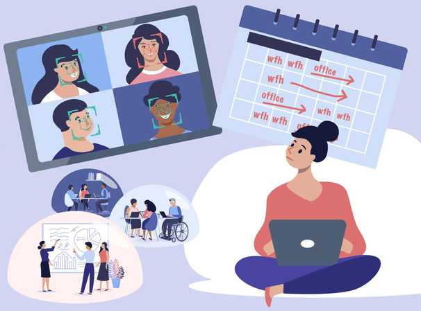 Six ways your office will be different in 2021, assuming you ever go back to it