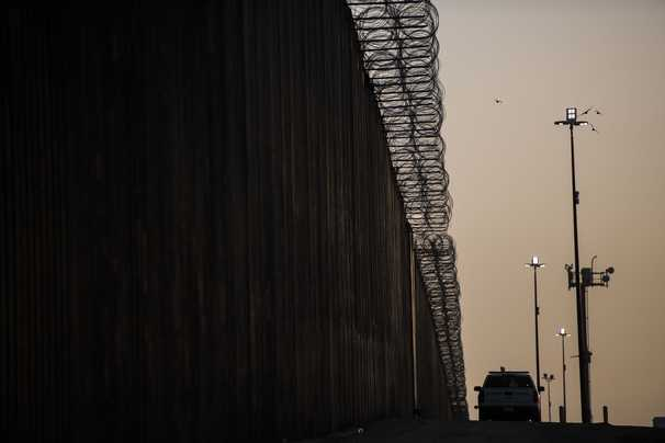 Trump's unfinished border wall faces uncertain future after Biden pledge to freeze construction