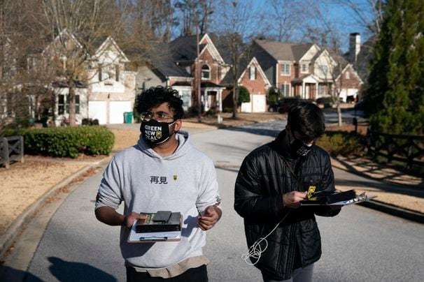 Youth voter turnout in Georgia runoffs shows signs of sustained enthusiasm post-November