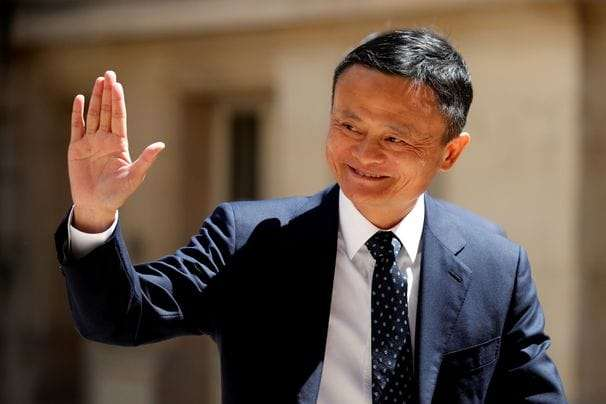 Alibaba's Jack Ma reemerges from three-month absence after clash with Beijing