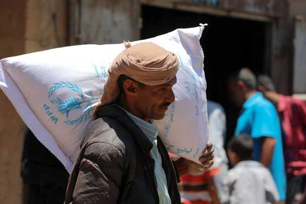 At a Yemen hospital wracked by U.S. funding cuts, children are dying of hunger