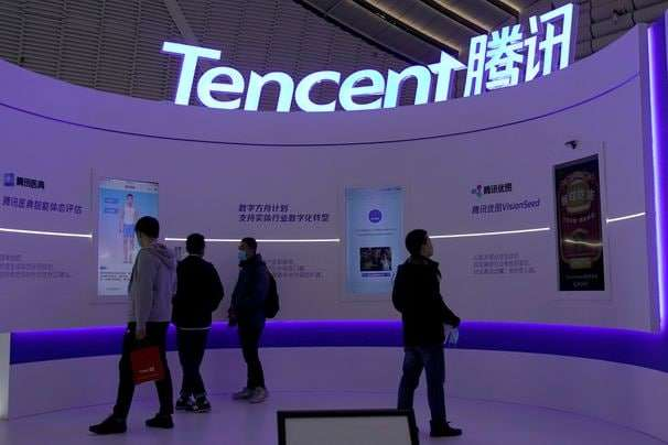 California plaintiffs sue Chinese tech giant Tencent, alleging WeChat app is censoring and surveilling them