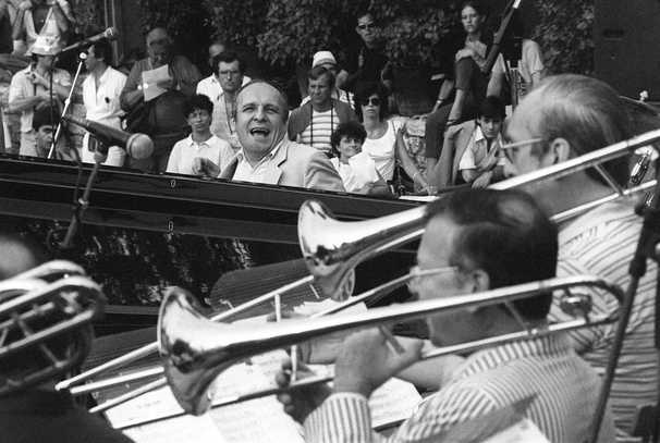 Claude Bolling, French pianist who melded jazz and classical music, dies at 90