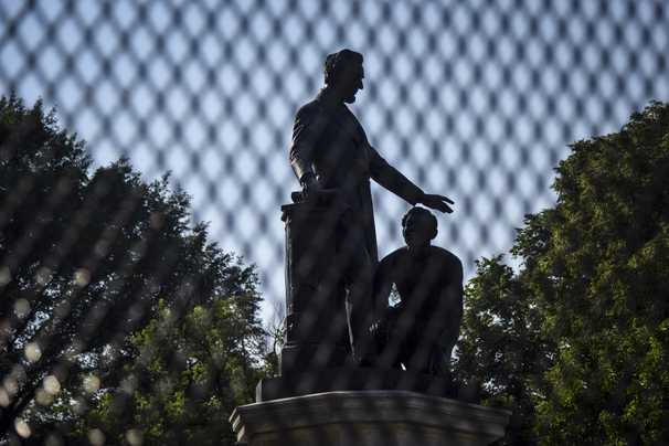 Don't 'better explain' the Emancipation Memorial. Put up monuments to Black people instead.