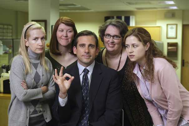 Getting lost in 'The Office' helped with isolation — and made us miss our own workplaces