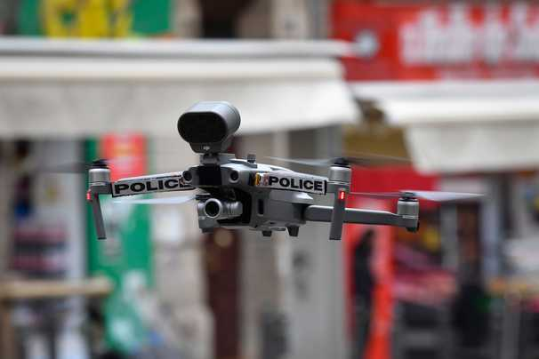 In victory for privacy activists, France is banned from using drones to enforce coronavirus rules