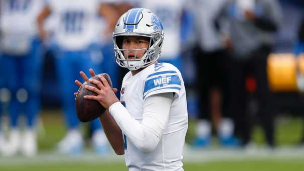 Lions agree to trade Matthew Stafford to Rams for Jared Goff, draft picks