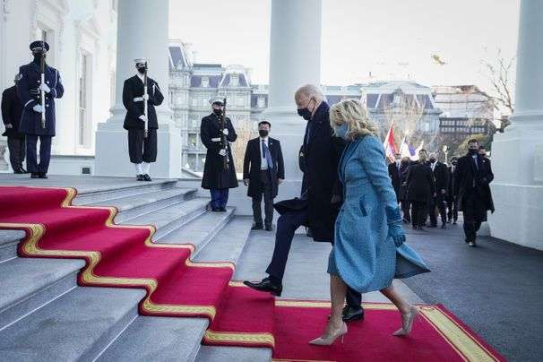 Live updates: Biden to view inaugural prayer service, deliver remarks on new coronavirus strategy