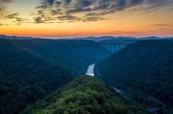 New River Gorge: America's newest national park is one of West Virginia's hidden gems