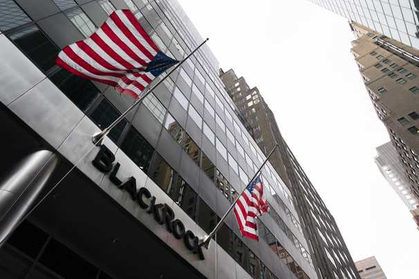 Pension funds demand BlackRock disclose its political activity in the wake of U.S. Capitol riots