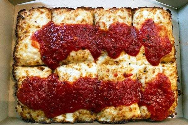Pizza Hut's Detroit style is crunchy and cheesy, but one expert says Motor City natives 'would be offended'