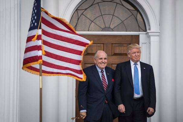 Rudy Giuliani torched his credibility for Trump. He's just the latest to find that wasn't enough.