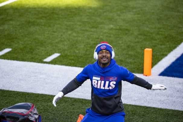 Stefon Diggs wanted a new start. The Bills needed a spark. Now the NFL is on notice.